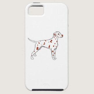 Liver Dalmatian iPhone SE/5/5s Case