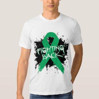 Liver Disease - Fighting Back T Shirt