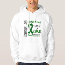 Liver Disease Needs A Cure 3 Hoodie