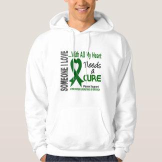 Liver Disease Needs A Cure 3 Hoodie