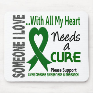 Liver Disease Needs A Cure 3 Mouse Pad