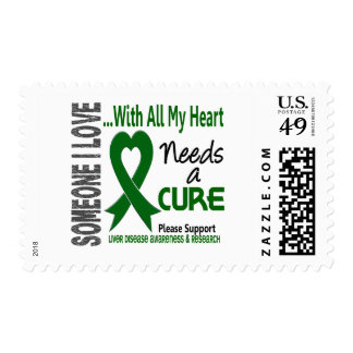 Liver Disease Needs A Cure 3 Postage