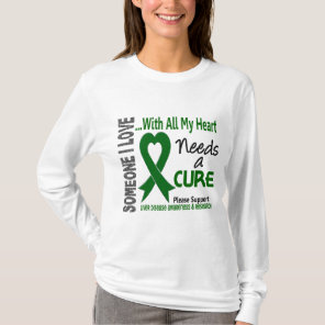 Liver Disease Needs A Cure 3 T-Shirt