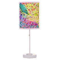 liver disease table lamp