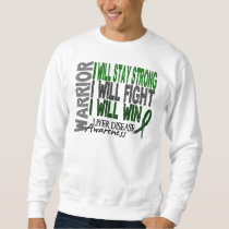 Liver Disease Warrior Sweatshirt