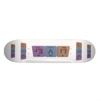 Liver-Li-V-Er-Lithium-Vanadium-Erbium png Skateboard Decks
