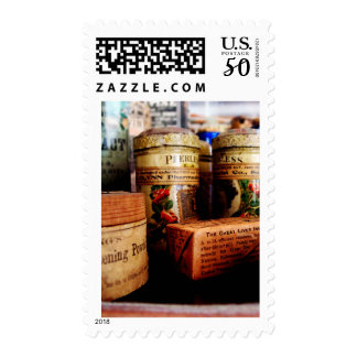 Liver Pills in General Store Postage