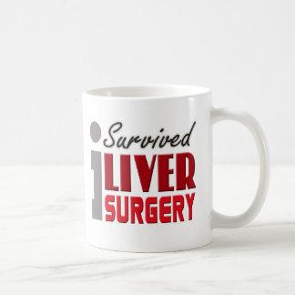 Liver Surgery Survivor Mug