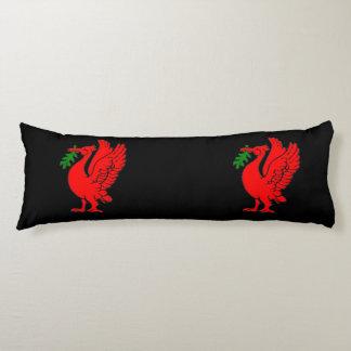Liverbird body pillows body pillow