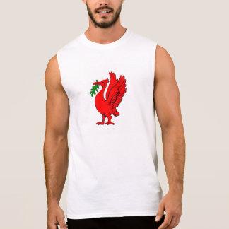 Liverbird Sleeveless T-shirts