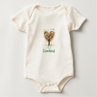 Liverland Bodysuits