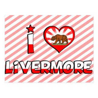 Livermore, CA Postcard