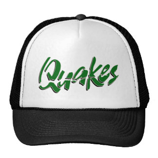 Livermore Quakes Logo Products Trucker Hat