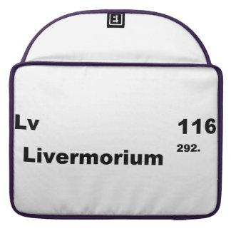 livermorium MacBook pro sleeve