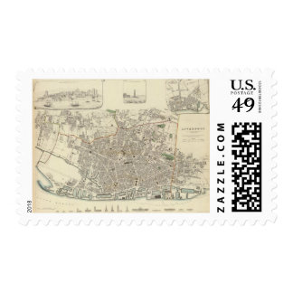 Liverpool 2 postage stamp