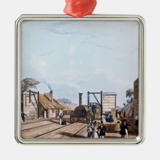 Liverpool and Manchester Railway: Metal Ornament