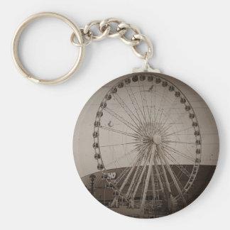 Liverpool big eye keychain
