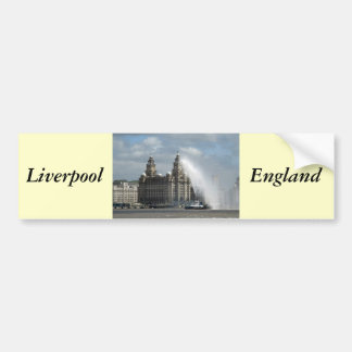 Liverpool Bumper Sticker