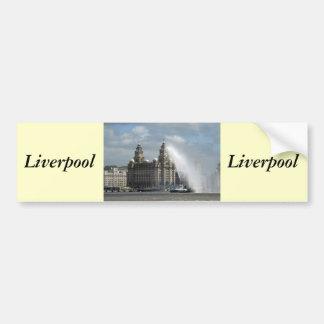 Liverpool Bumper Sticker
