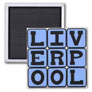 Liverpool ciudad en Inglaterra