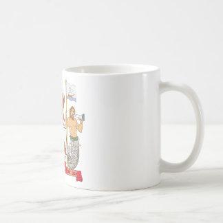 Liverpool Coat of Arms Coffee Mugs