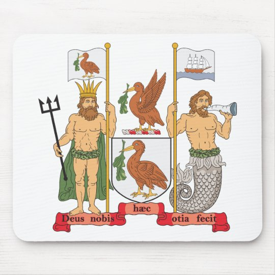 Liverpool Coat of Arms Mouse Pad