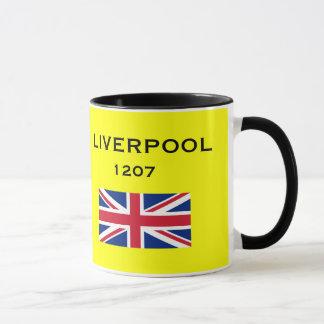 Liverpool* Coat of Arms Mug