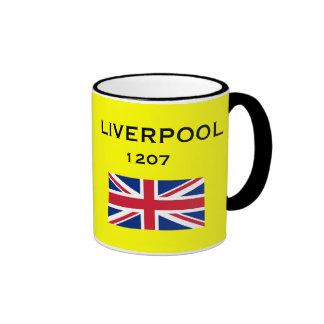 Liverpool Coat of Arms Mug