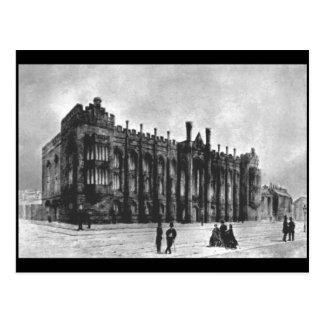 Liverpool Collegiate, Shaw Street, circa 1840s Postcard