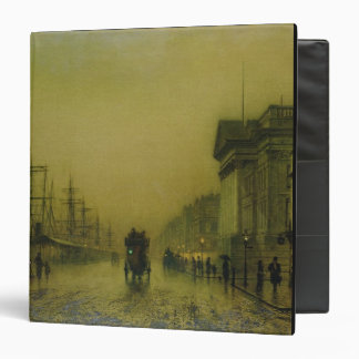 Liverpool Docks Customs House and Salthouse Docks, 3 Ring Binder