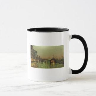 Liverpool Docks Mug