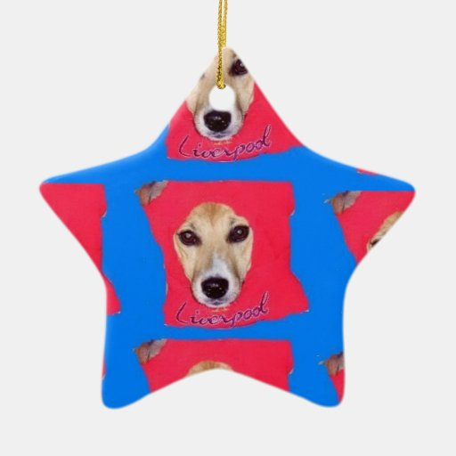 Liverpool Doggy - Ornament