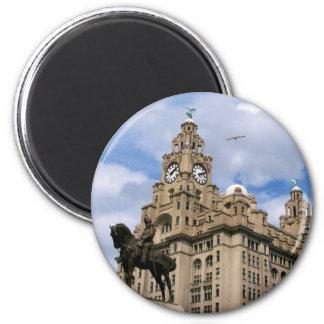 Liverpool - edificio del hígado imán