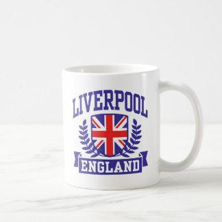Liverpool England Coffee Mug