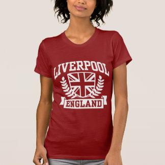 Liverpool England T-shirts