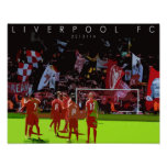 Liverpool FC 2013/14 Poster