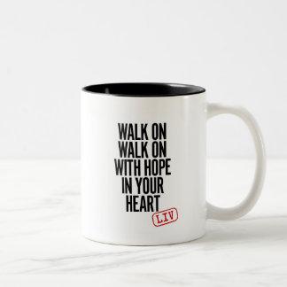 Liverpool Football Club Inspired Mug