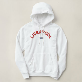 Liverpool Hoodie - Liverpool City England