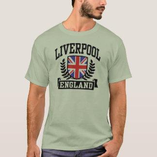 Liverpool Inglaterra Playera
