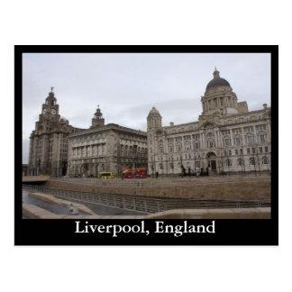Liverpool, Inglaterra Tarjetas Postales