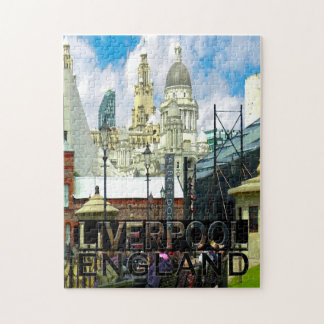 Liverpool Jigsaw Puzzle