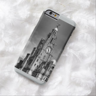 Liverpool Liver Building Barely There iPhone 6 Case