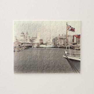 Liverpool opalotype view jigsaw puzzle