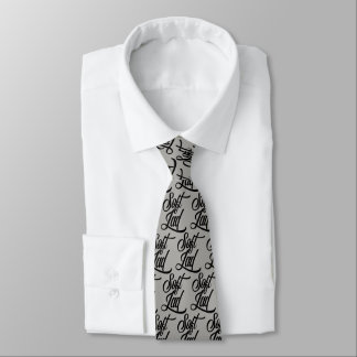 Liverpool Scouse Dialect Soft Lad Tie