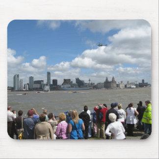 Liverpool Skyline Mouse Pad