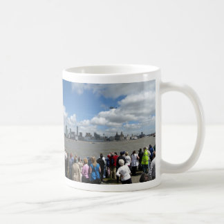 Liverpool Skyline Mugs