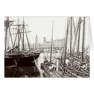 Liverpool:  St. George's Dock Card
