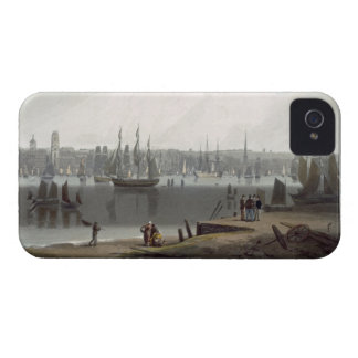 Liverpool, taken from the opposite side of the riv iPhone 4 Case-Mate case