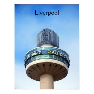 Liverpool Tarjeta Postal