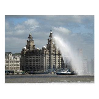 Liverpool Tarjetas Postales